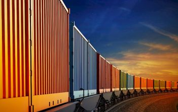Rail freight transport Market