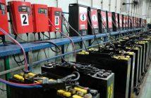 Global Forklift Battery Market