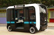 Global Self-Driving Bus Market