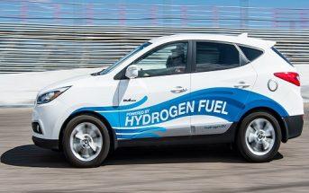 Global Hydrogen Fuel Cell Vehicle Market