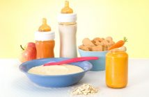 Baby Food Market Growth Forecast