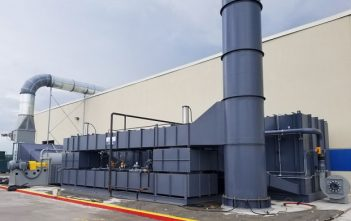 Global Regenerative Thermal Oxidizer Market