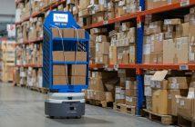 Asia Pacific Logistics Robots Market