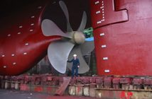 Global Marine Propeller Market