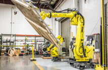 Global Material Handling Robotics Market