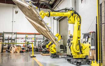 Global Material Handling Robotics Market