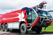 Global Municipal Firefighting Trucks