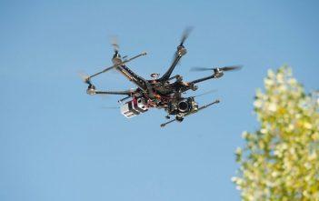 North America Defense and Security Drones Market