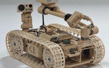 APAC Military Robots Market