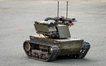 Europe Military Robots Market