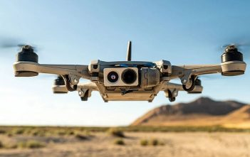 Global Defense and Security Drones Market