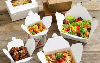 Global Food Service Packaging Market