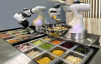 North America Food Robotics Market