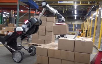 Europe Logistics Robots Market