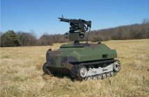 Asia Pacific Unmanned Ground Vehicle Market