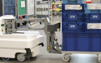 Europe Autonomous Mobile Robot Market