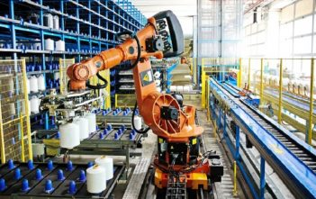 North America Industrial Robotics Market