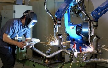 North America Welding Robotics Market