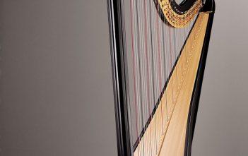 Global Modern Pedal Harp Market