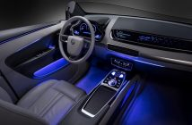 North America Automotive Interior Lighting Market