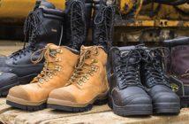 Global Safety Footwear Market