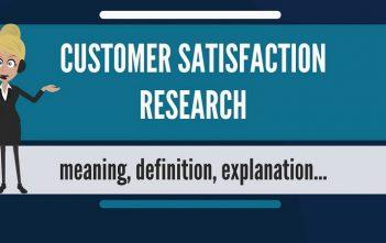 Customer Satisfaction Survey In 2021