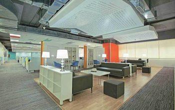Flexible Office Comprehensive Market