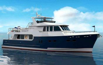 Global Trawler Yachts market