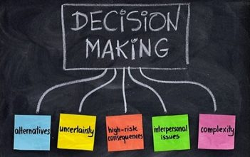 Key to Success Right Decisions