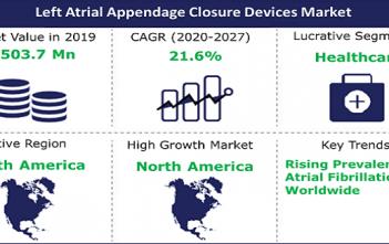 Global Left Atrial Appendage (Laa) Closure Devices market